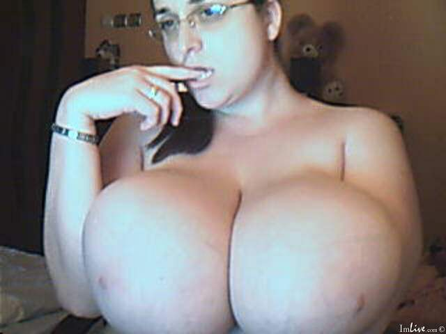 Huge breasts naked BBW live chat